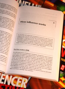 Influencer Marketing: Who Really Influences Your Customers?, Influencer50, Nick Hayes, How influence works
