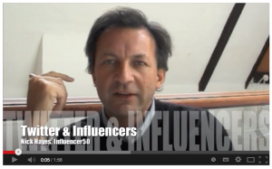 Influencer Marketing, Influencer50, Nick Hayes, Working with Influencers